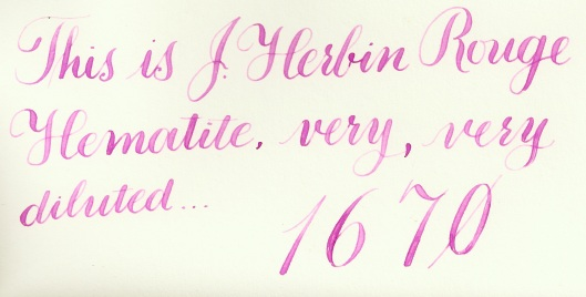 J. Herbin (Super Diluted)